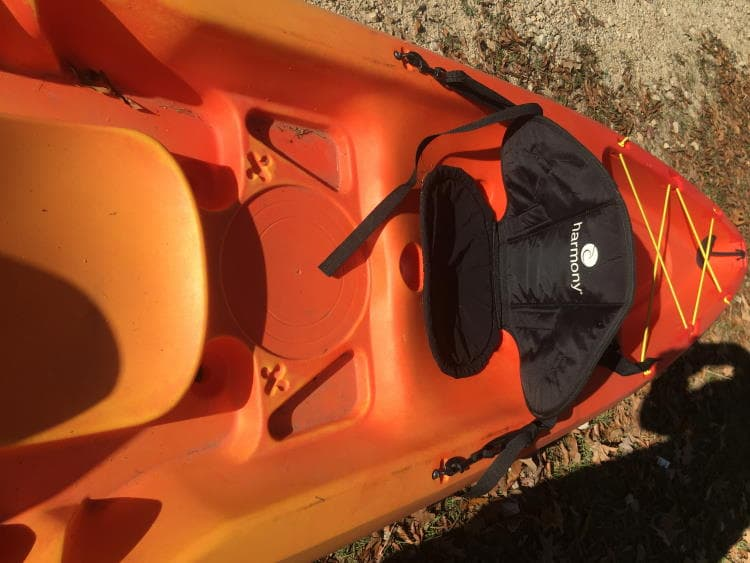 used kayak for sale - Perception Rambler 13.5