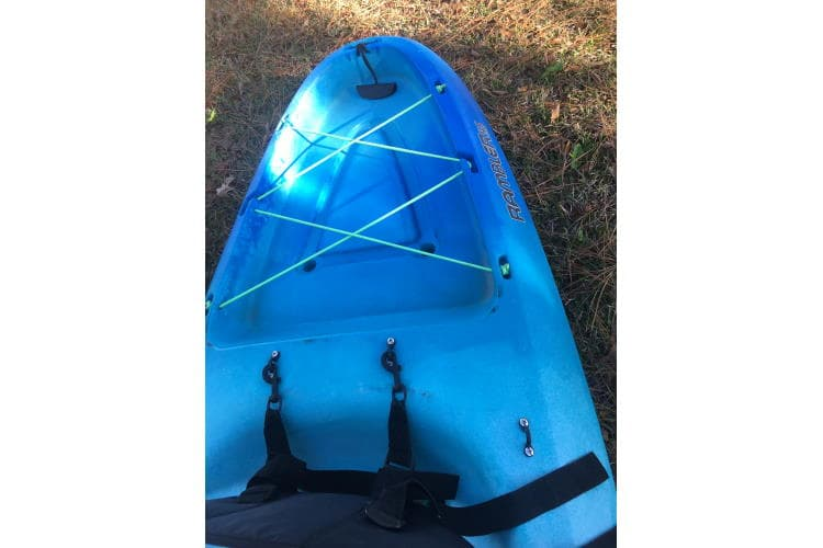 used kayak for sale - Perception Rambler 9.5