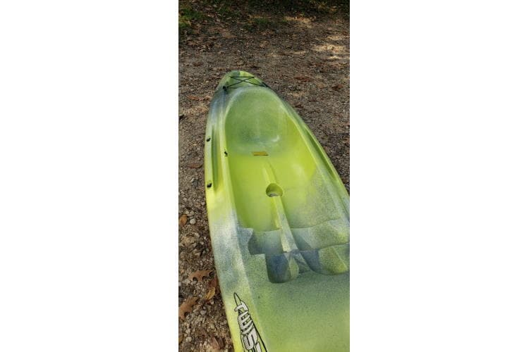 used kayak for sale - Old Town Twister
