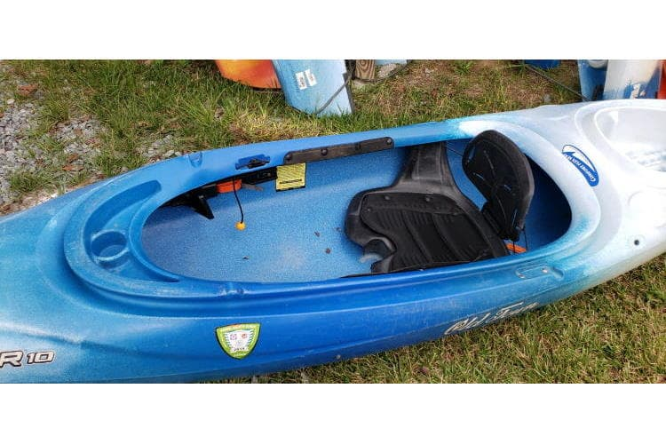 used kayak for sale - Old Town Vapor