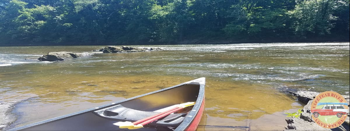 Canoeing in Raleigh, NC